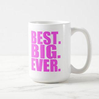 La mejor nunca taza grande