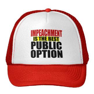 La mejor opción pública gorras