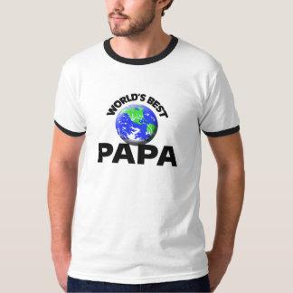 La mejor papá del mundo remeras