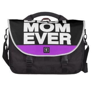 La mejor púrpura de LG de la mamá nunca Bolsas Para Portatil