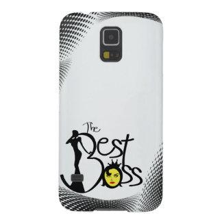 La mejor señora de Boss del mundo Carcasa Para Galaxy S5