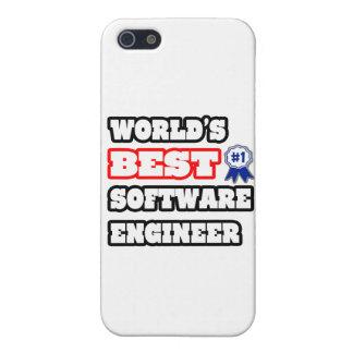La mejor Software Engineer del mundo iPhone 5 Carcasa