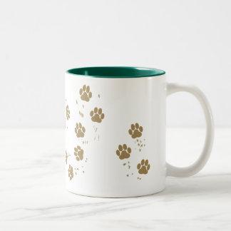 La mejor suciedad tazas de café