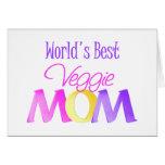 La mejor tarjeta de felicitación de la mamá del Ve