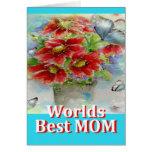 La mejor tarjeta de felicitación del día de madres