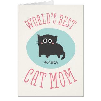 La mejor tarjeta del día de madre de la mamá del g