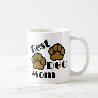 La mejor taza de café de la mamá del perro