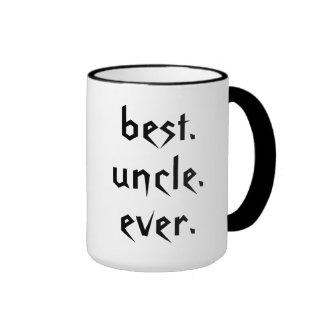 La mejor taza de café de tío Ever
