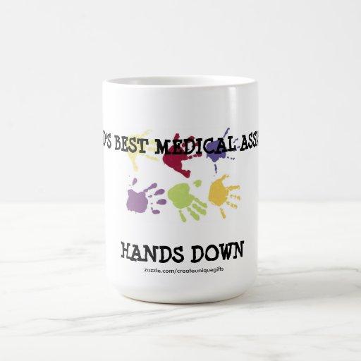 La mejor taza de café del auxiliar médico del