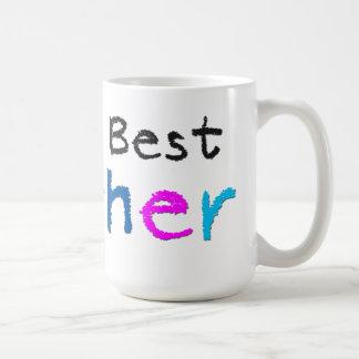 La mejor taza de café del profesor del mundo
