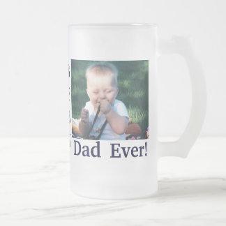 La mejor taza de la foto del papá
