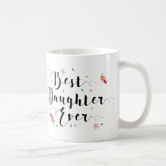 La mejor taza de la hija nunca
