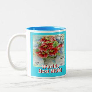 La mejor taza de la MAMÁ de los mundos