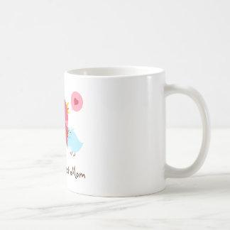 La mejor taza de la mamá del mundo