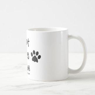 La mejor taza de la mamá del perro