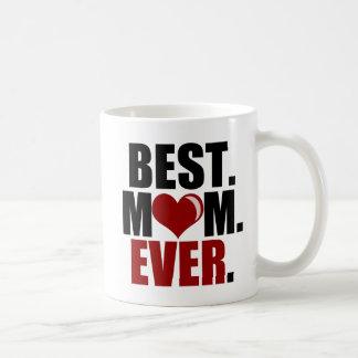 La mejor taza de la mamá nunca (rojo)