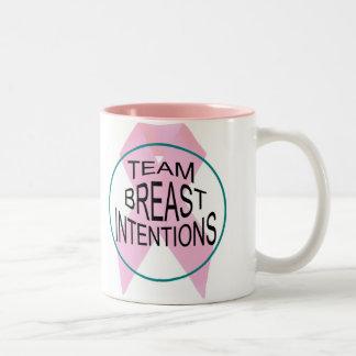 La mejor taza de las intenciones II del equipo