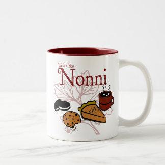 La mejor taza de Nonni del mundo