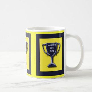 La mejor taza de Trohpy de la mamá del mundo