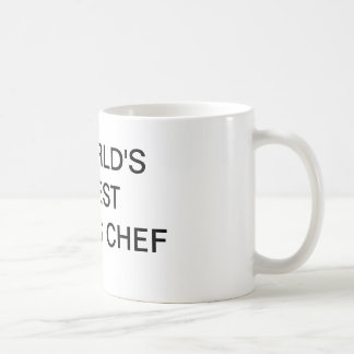 La mejor taza del cocinero de Sous del mundo