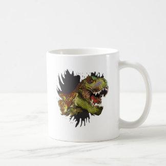 la mejor taza del dinosaurio en la ciudad T-REX