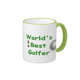 La mejor taza del golfista del mundo