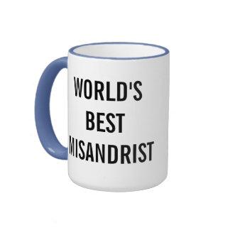 La mejor taza del misandrist de los mundos
