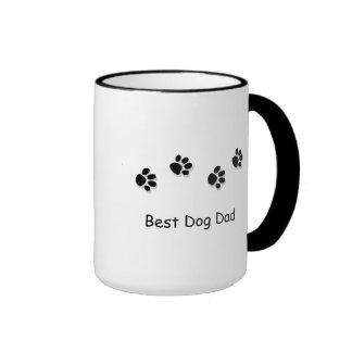 La mejor taza del papá del perro