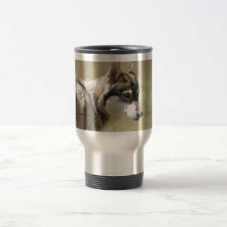 La mejor taza del viaje del lobo nunca