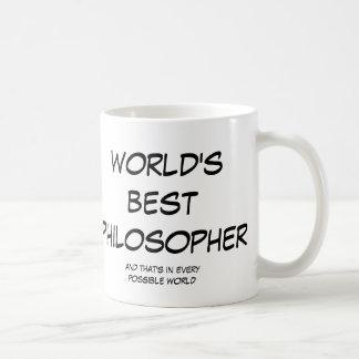 La mejor taza grande (izquierda) del filósofo del