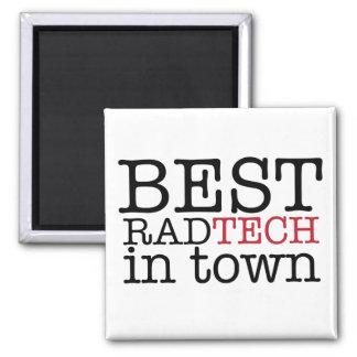 La mejor tecnología del Rad en imán de la ciudad