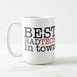 La mejor tecnología del Rad en taza de la ciudad