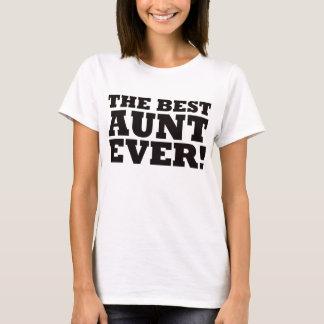 La mejor tía Ever Playera