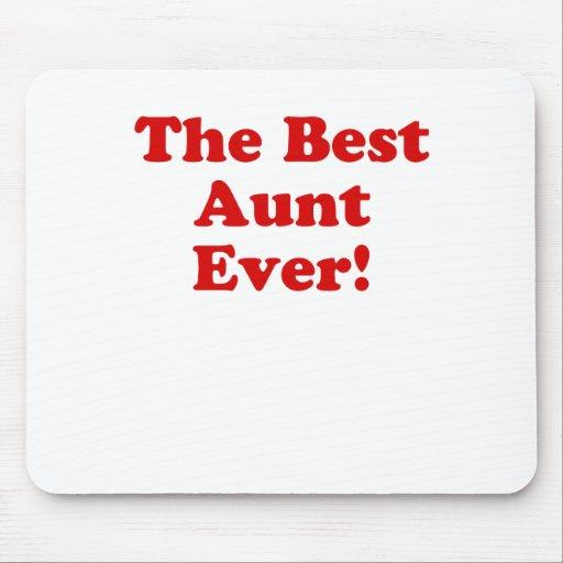 La mejor tía Ever Tapetes De Ratones