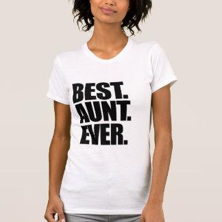 La mejor tía nunca tshirts