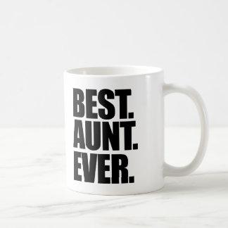 La mejor tía nunca taza