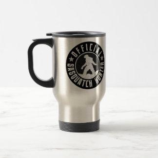 La mejor versión - diseño OFICIAL del cazador de S Tazas De Café