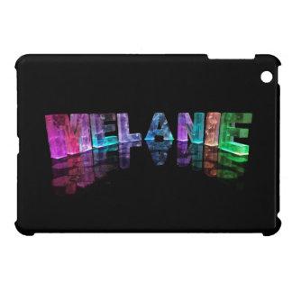 La Melanie conocida en 3D se enciende la fotograf iPad Mini Coberturas