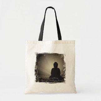 La mente de Buda es todo Bolsas