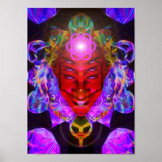 La mente divina posters