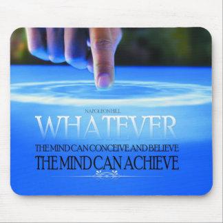 La mente puede concebir Mousepad
