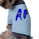 La mercancía paranormal de América Camiseta De Perro