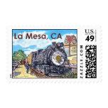 La Mesa CA  Postage