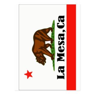 La Mesa,California -- Products Postcard