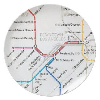 LA Metro Plates