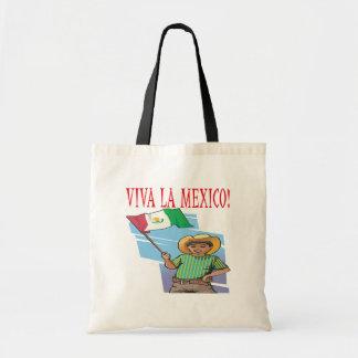 La México de Viva Bolsa Tela Barata