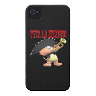 La México de Viva iPhone 4 Case-Mate Coberturas