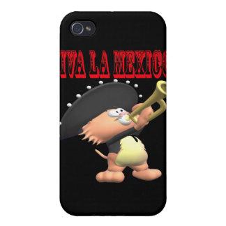 La México de Viva iPhone 4/4S Funda