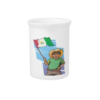 La México de Viva Jarras Para Bebida