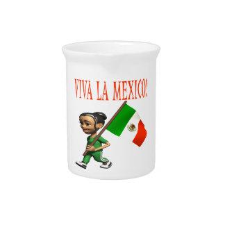 La México de Viva Jarra